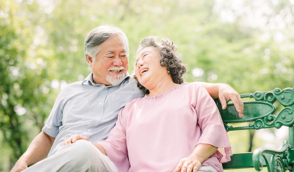 Thai innovations for the elderly that meets the needs of modern families