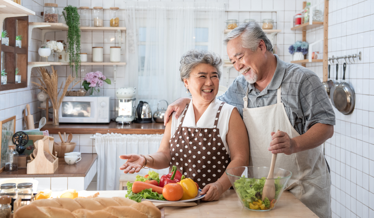 นวัตกรรมอาหารเพื่อสุขภาพ เพื่อการใช้ชีวิตอย่างยั่งยืนและมีความสุข