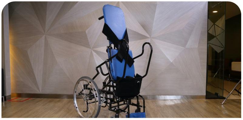 นวัตกรรมไทย ช่วยให้ผู้พิการทางร่างกายใช้ชีวิตได้ง่ายขึ้น