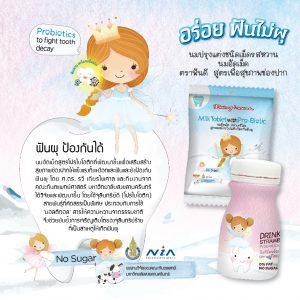 2.สองผลิตภัณฑ์ป้องกันฟันผุ